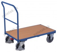 plosinovy vozik sw-500.100, sw-500.100, pushbar trolley, VARIOFT, vozik