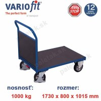 plosinovy vozik sw-800.183, sw-800.183, pushbar trolley, VARIOFT, vozik, plywood, high load, 1000 kg, info